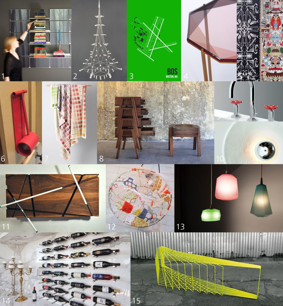 ICFF 2014 Favorite Selections