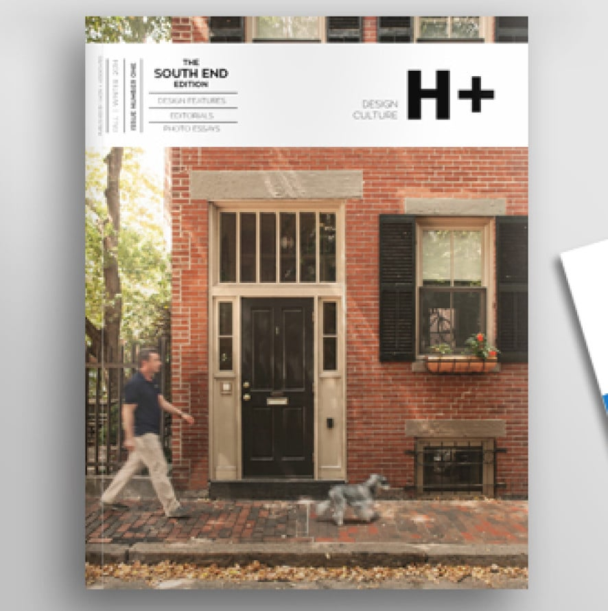 Introducing H Magazine Our Own Editorial Take On Design Culture