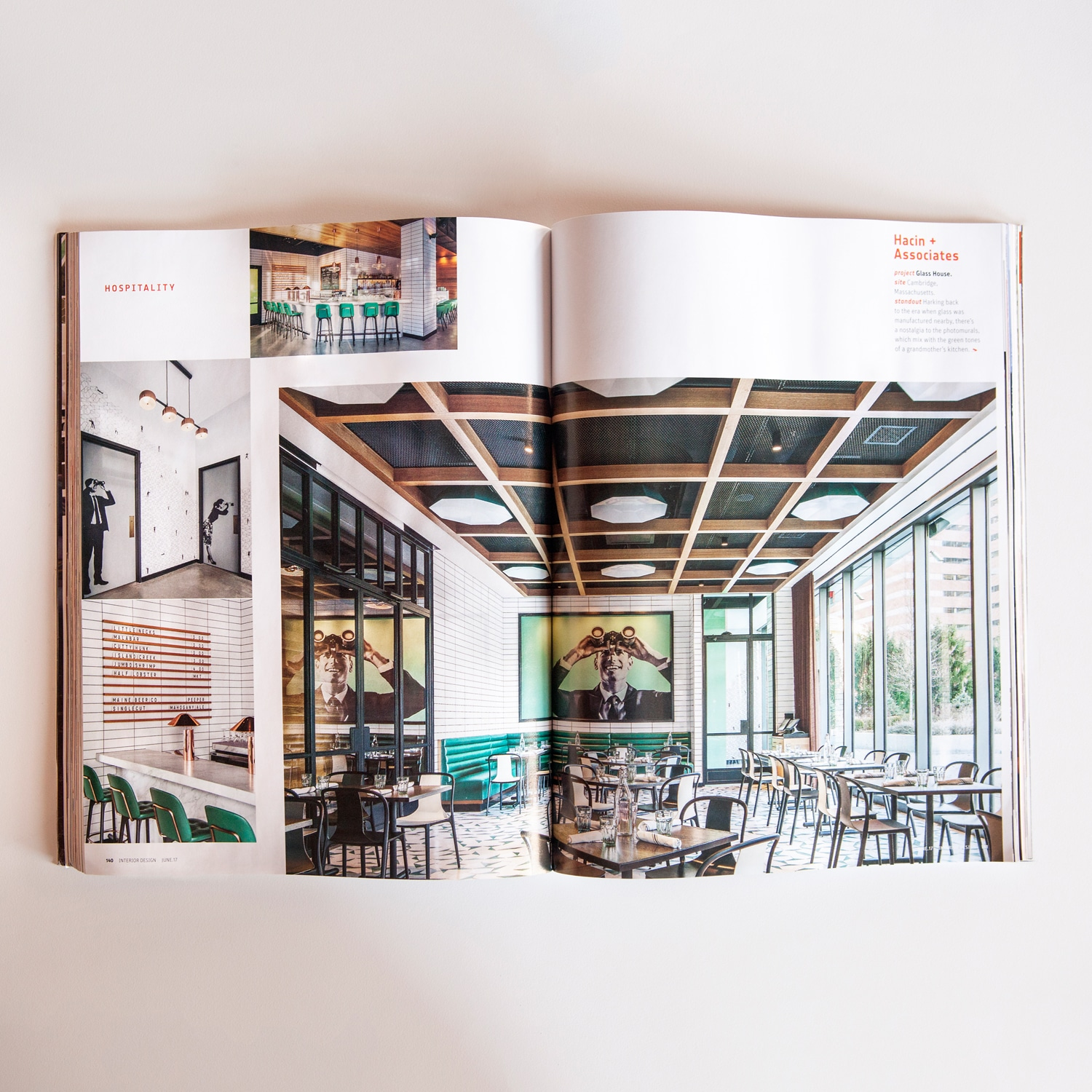 Truly Eye Catching Both In Print And Online One Of Only Two Projects From The Us Other Los Angeles Remaining Locations Were Spain